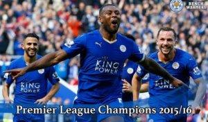 Imposibilul s-a produs. Leicester City este noua campioană din Premier League