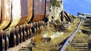 Un tren a deraiat în această dimineață - FOTO
