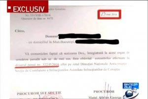 Document oficial: Pe numele lui Dan Condrea și a Hexi Pharma exista un dosar penal la DNA