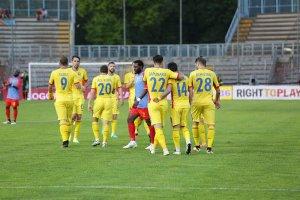 Prestație modestă pentru România în amicalul cu RD Congo