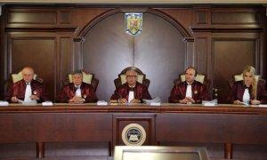Decizia Curții Constituționale: Nu se va organiza referendum în ziua alegerilor locale