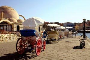 Drumuri în timp, în Rethymno