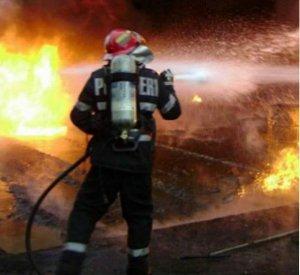 Incendiu într-un hotel din Predeal. 120 de turişti au fost evacuați de urgență
