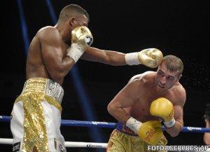 Lucian Bute a fost depistat pozitiv la un control antidoping