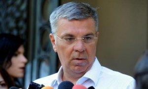 Valeriu Zgonea și-a golit biroul de la Camera Deputaților