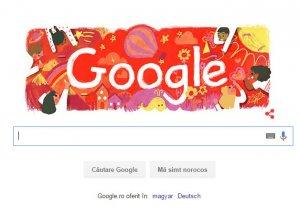 ZIUA COPILULUI 2016. Google România sărbătoreşte 1 iunie cu un doodle special