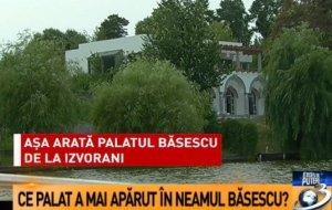Exces de putere. Ce palat a mai apărut în neamul lui Băsescu? Are 2.320 de metri pătrați