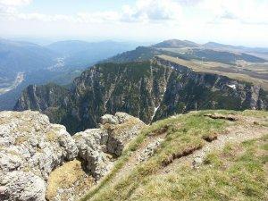 """Imagini incredibile în Munții Bucegi: """"Nu am mai văzut niciodată așa ceva!"""" VIDEO"""