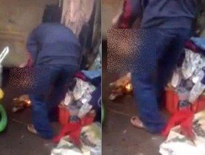 Pedeapsa îngrozitoare primită de un băiețel de trei ani pentru că a udat patul! Tatăl copilului a fost arestat