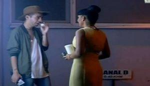 Andreea Mantea la o tigara cu David al Luminitei! Ce au vorbit este FABULOS! Adolescentul de 20 de ani i-a spus Andreei tot, credea ca nu e filmat!
