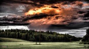 Alertă meteo: Cod galben de ploi și vijelii în mai multe județe