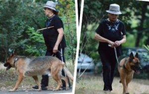RESPECT pentru Irina Loghin, care la 77 de ani iubeste animalele si are un suflet mare!