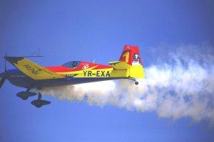 BIAS 2016: Aripi de oțel deasupra Bucureştiului. 100 de aeronave fac spectacol pe cerul Capitalei