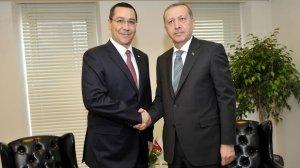 Victor Ponta dă cărţile pe faţă în cazul prieteniei cu Erdogan