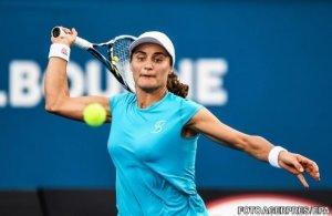Monica Niculescu, în finala probei de dublu a turneului de la New Heaven