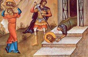 Tăierea Capului Sfântului Ioan Botezătorul. Tradiții și obiceiuri pentru ziua de 29 august