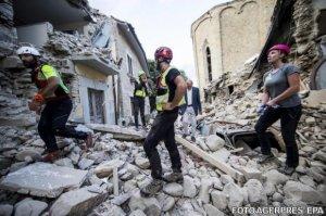 Ultimul român dat dispărut în urma cutremurului din Italia a fost identificat