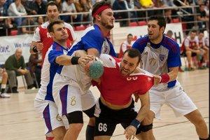 Dinamo, egalată în ultima secundă de Holstebro, în Liga Campionilor la handbal masculin