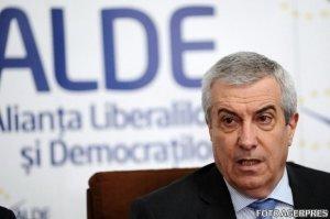 Lovitură pentru Călin Popescu Tăriceanu. I se cere demisia