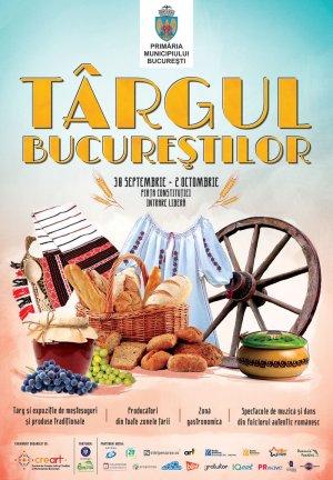 În weekend este Târgul Bucureștilor!