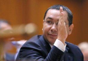 """Victor Ponta: Cei care au crezut în sloganul """"Un alt fel de Președinte tocmai au fost înștiințați oficial că au luat țeapă!"""""""
