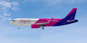 Wizz Air anunţă două rute noi
