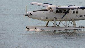 Un hidroavion s-a prăbuşit în largul Insulei Lopez