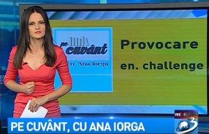 Pe cuvânt cu Ana Iorga: Bigot, ușă de biserică sau dus la biserică?
