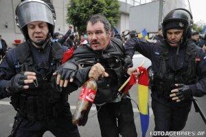 """Organizatorul manifestaţiei şi alţi trei participanţi de la marşul """"Luptă pentru Basarabia"""" au primit amenzi usturătoare"""