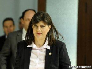 "Laura Codruţa Kovesi: ""Nimeni nu mă poate șantaja cu nimic!"""