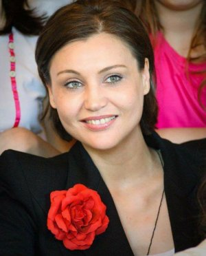 Daniela Nane, fostă Miss România, s-a căsătorit în secret cu un fost ministru