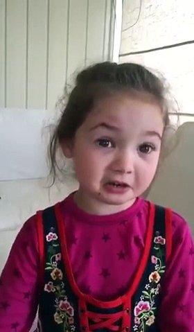 O fetiţă a reuşit să cucerească Internetul cu convingerea sa! Este de-a dreptul adorabilă (VIDEO)