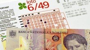 LOTO 6 DIN 49, LOTO 5 DIN 40, JOKER ŞI NOROC: Report de peste un MILION de euro la Loto 6/49