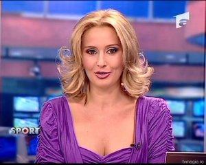 O mai tineti minte pe Crina Abrudan? Primele imagini, dupa o lunga perioada, cu fosta prezentatoare TV! Cum arata acum