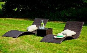 Reduceri eMAG la mobilier de grădină. Prețuri cu 40 la sută mai mici
