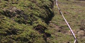 Judeţul Galaţi, sub ameninţarea alunecărilor de teren! Pământul se duce la vale