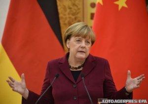 Acuzaţii dure! Ce spune Angela Merkel despre evoluţia monedei euro -