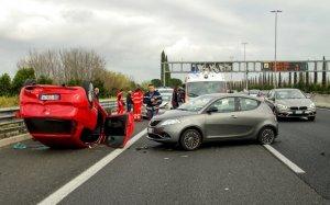 Accident pe Autostrada Soarelui. Circulația a fost blocată