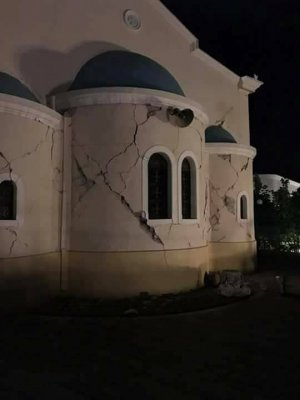 CUTREMUR GRECIA și TURCIA. Peste 50 de REPLICI au lovit insulele grecești și stațiunile din Turcia. Sute de oameni sunt răniți