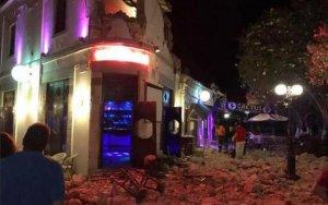 Cutremur puternic în Marea Egee. Locații turistice din Grecia și Turcia, lovite de tsunami. Se anunță morți