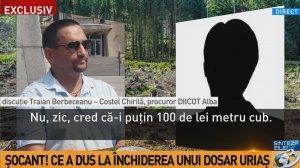 Înregistrare explozivă! Cum se închide în România un dosar greu din mafia lemnului. Motivul este șocant