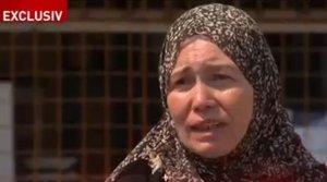 O mamă disperată face greva foamei în centrul Bucureştiului. Motivul este sfâșietor - VIDEO