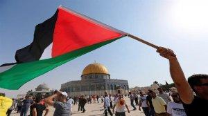 Incidente violente pe Esplanada Moscheilor: Peste 100 de oameni au fost răniţi în confruntări între palestinieni şi poliţie - VIDEO