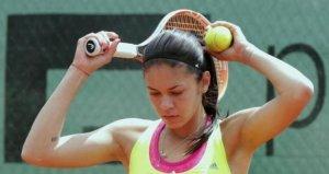 Tenismena română Andreea Mitu este însărcinată