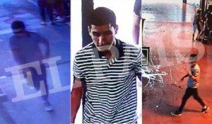 Primele imagini cu teroristul din Barcelona, surprinse imediat după atentat. Ce a făcut acesta