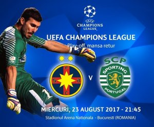 FCSB - Sporting LIVE TEXT. Speranțe reaprinse pe Arena Națională