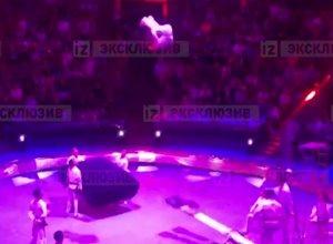 Moment dramatic la circ! Un acrobat a vrut să facă un salt de record, dar totul s-a sfârșit cumplit pentru el (FOTO+VIDEO ȘOCANT)