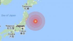 Cutremur major în Japonia, în apropierea centralei de la Fukushima