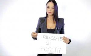 Mesajul Poliției Române pentru victimele hărțuirii sexuale: Ridică-te și fugi!