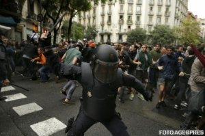 """Extremiștii din Catalonia amenință cu încurajarea unei insubordonări civice masive: """"Decizia Madridului este cea mai mare agresiune împotriva acestei regiuni"""""""
